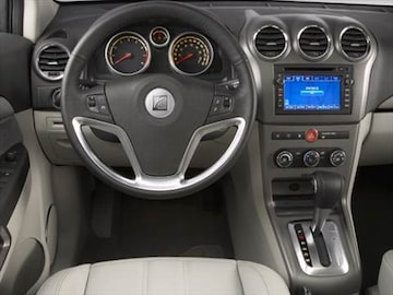 2008 Saturn Vue Interior