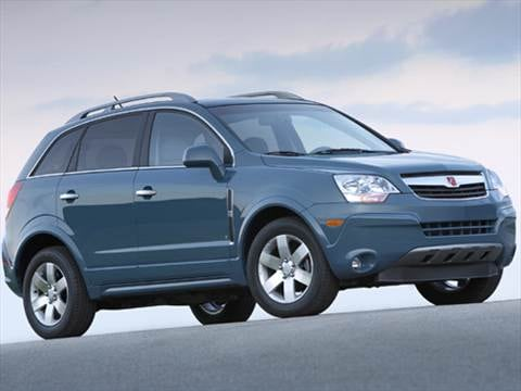 2008 Saturn Vue 22 Mpg Combined