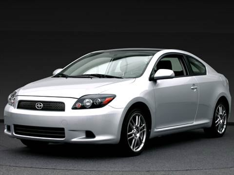 2008 Scion Tc Pricing Ratings Reviews Kelley Blue Book