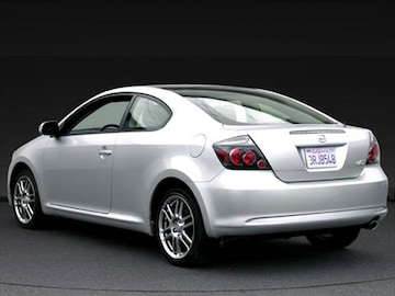 2008 Scion Tc Exterior