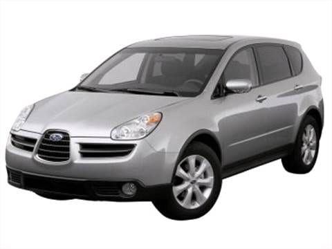 2008 subaru tribeca pricing ratings reviews kelley blue book rh kbb com White 2006 Subaru Tribeca 2008 Subaru Tribeca
