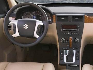 2008 Suzuki Xl 7 Exterior Interior