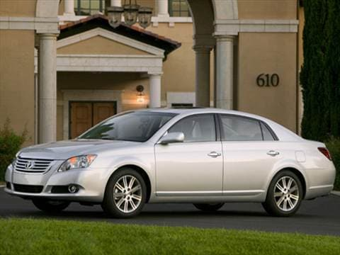 2008 Toyota Avalon Pricing Ratings Amp Reviews Kelley