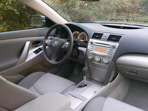 2008 toyota camry le reviews