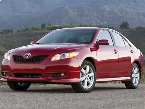 2008 Toyota Camry Sedan 4D  photo