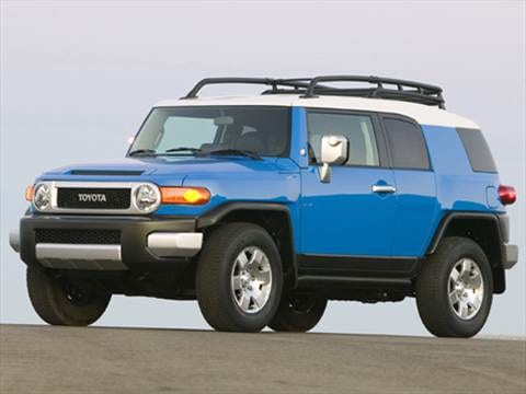 2008 toyota fj cruiser pricing ratings reviews. Black Bedroom Furniture Sets. Home Design Ideas