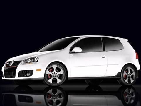 2008 Volkswagen GTI 2.0T Hatchback Coupe 2D  photo