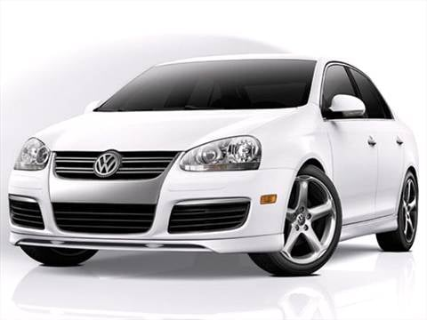 2008 Volkswagen Jetta SEL Sedan 4D  photo