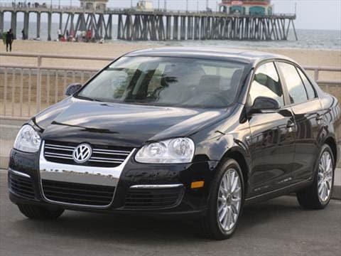 2008 Volkswagen Jetta 25 Mpg Combined