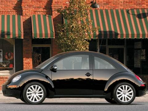 2008 Volkswagen New Beetle S Hatchback 2D  photo