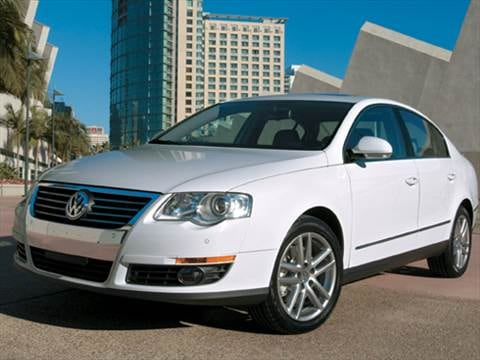 2008 Volkswagen Passat Pricing Ratings Amp Reviews