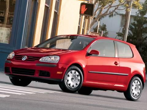 2008 Volkswagen Rabbit Pricing Ratings Amp Reviews