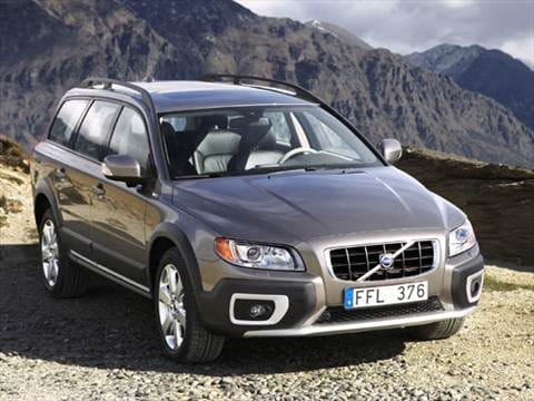 2008 Volvo XC70 3.2 Wagon 4D  photo