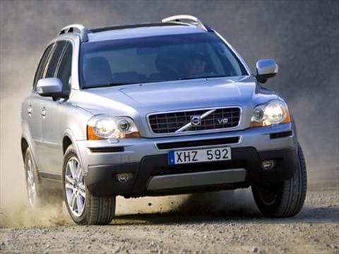 Volvo Xc90 Reviews >> 2008 Volvo XC90 | Pricing, Ratings & Reviews | Kelley Blue Book