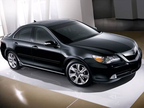2009 acura rl pricing ratings reviews kelley blue book. Black Bedroom Furniture Sets. Home Design Ideas