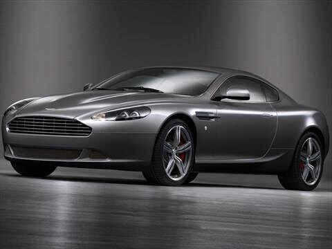 2009 Aston Martin Db9 Pricing Ratings Reviews Kelley Blue Book