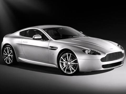 2009 Aston Martin Vantage Pricing Ratings Reviews Kelley Blue