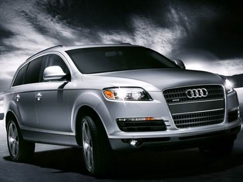 2009 audi q7 pricing ratings reviews kelley blue book. Black Bedroom Furniture Sets. Home Design Ideas