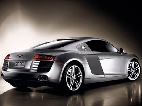2009 audi r8 pricing ratings reviews kelley blue book