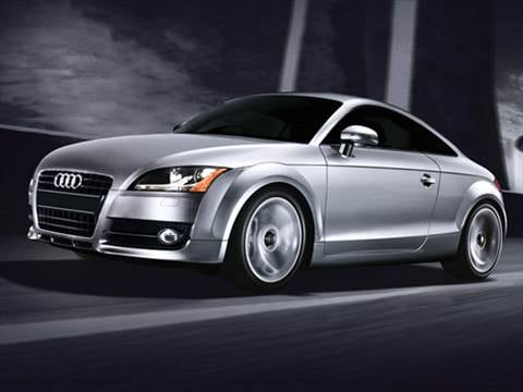 2009 Audi TT Premium Coupe 2D  photo