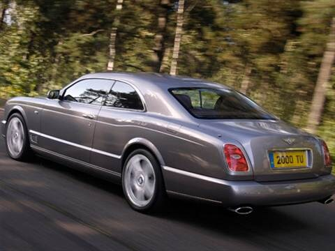 2009 bentley brooklands Exterior