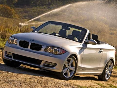 2009 BMW 1 Series 128i Convertible 2D  photo