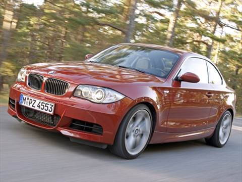 2009 BMW 1 Series 135i Coupe 2D  photo