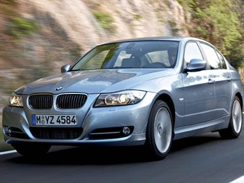 2009 BMW 3 Series 335i xDrive Sedan 4D  photo