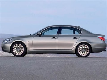 2009 Bmw 5 Series Pricing Ratings Reviews Kelley Blue Book