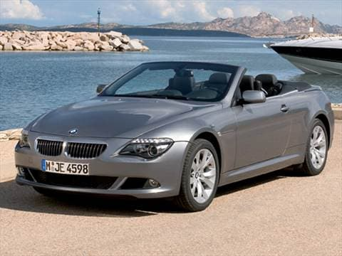 2009 BMW 6 Series 650i Convertible 2D  photo
