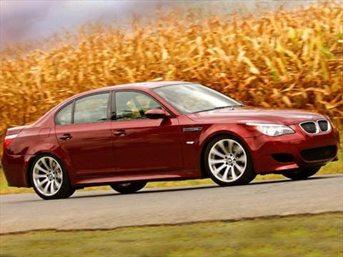 2009 BMW M5 Sedan 4D Pictures and Videos - Kelley Blue Book