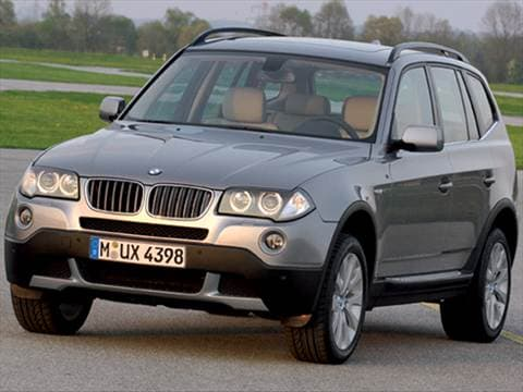 Bmw X3 I30 Review