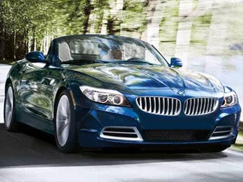 2009 bmw z4 pricing ratings reviews kelley blue book. Black Bedroom Furniture Sets. Home Design Ideas