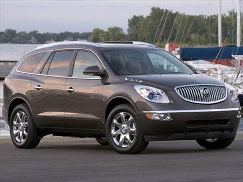 2009 Buick Enclave Pricing Ratings Amp Reviews Kelley