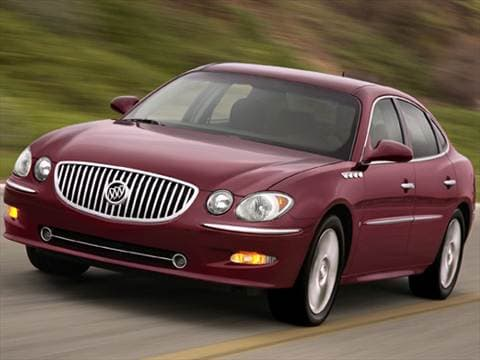 2009 Buick LaCrosse CX Sedan 4D  photo