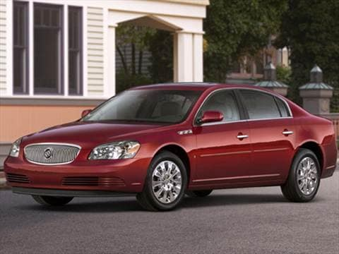 2009 Buick Lucerne Pricing Ratings Amp Reviews Kelley