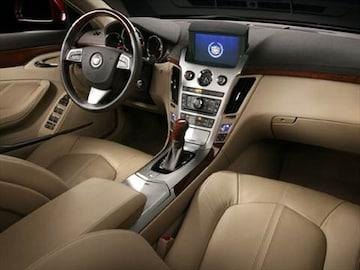 2009 Cadillac Cts Pricing Ratings Reviews Kelley Blue Book
