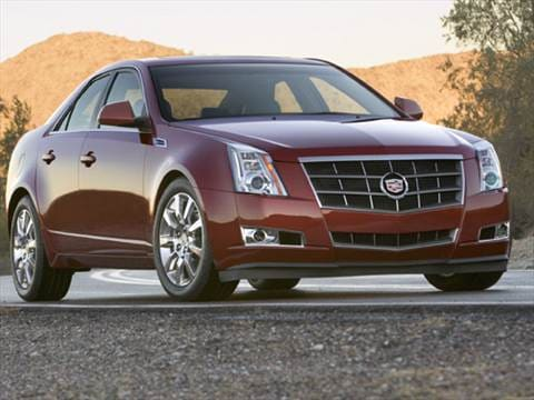 2009 Cadillac CTS | Pricing, Ratings & Reviews | Kelley Blue Book