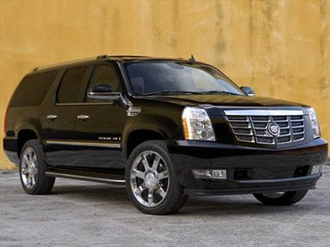 2009 cadillac escalade esv pricing ratings reviews kelley blue book. Black Bedroom Furniture Sets. Home Design Ideas