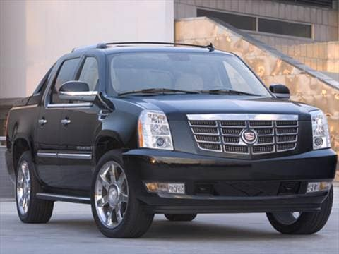 2009 Cadillac Escalade EXT Sport Utility Pickup 4D 5 1/4 ft  photo