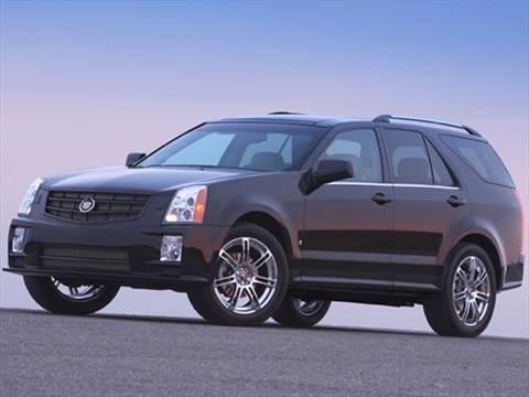 2009 Cadillac SRX | Pricing, Ratings & Reviews | Kelley Blue Book