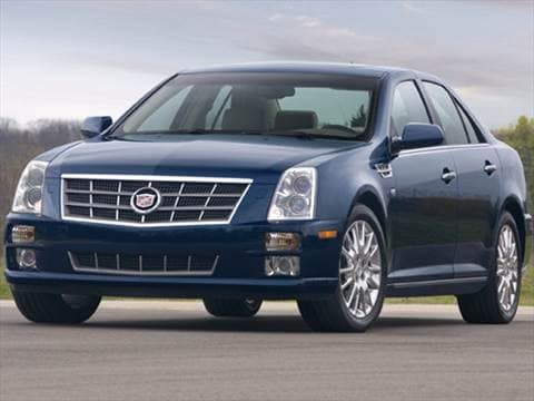 2009 Cadillac STS | Pricing, Ratings & Reviews | Kelley Blue Book