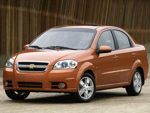 2009 Chevrolet Aveo Save Vehicle Saved 30 Mpg Combined