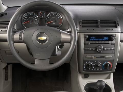 2009 chevrolet cobalt Interior