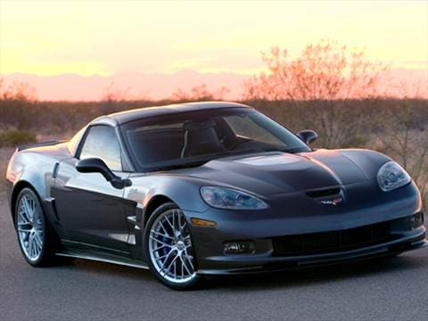 2009 Chevrolet Corvette ZR1 Coupe 2D  photo