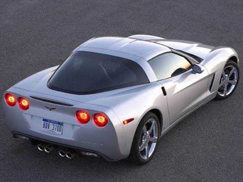 2009 Chevrolet Corvette Coupe 2D  photo