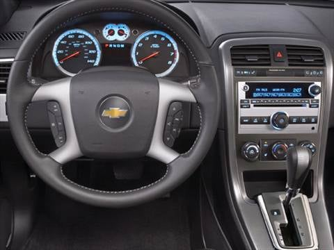 2009 chevrolet equinox Interior