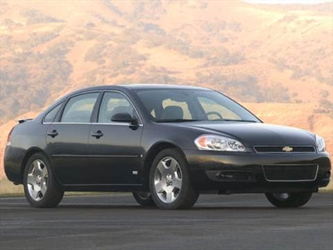 2009 Chevrolet Impala LS Sedan 4D  photo