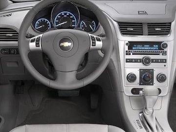 2009 Chevrolet Malibu Exterior Interior