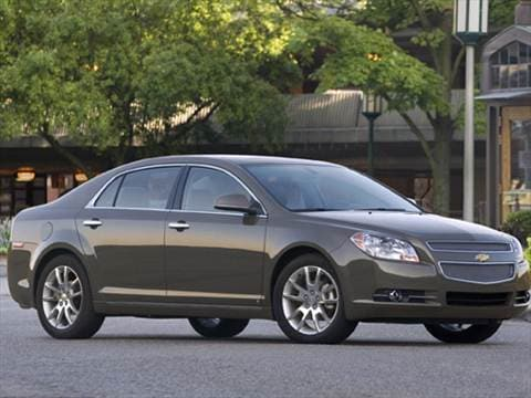 2009 Chevrolet Malibu 25 Mpg Combined